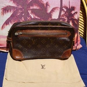 Authentic Louis Vuitton Marley  Dragonne  bag